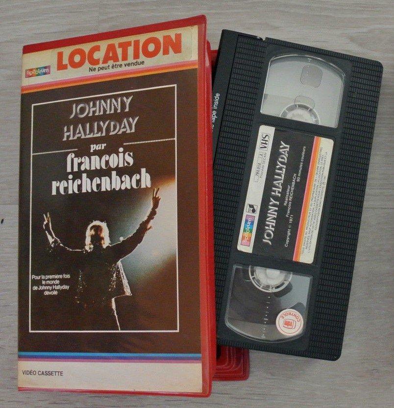 Pour la rubrique Vidéographie (VHS) du site  210425073927628935