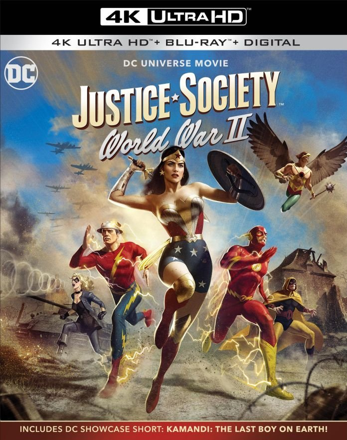 Justice Society: World War II poster image