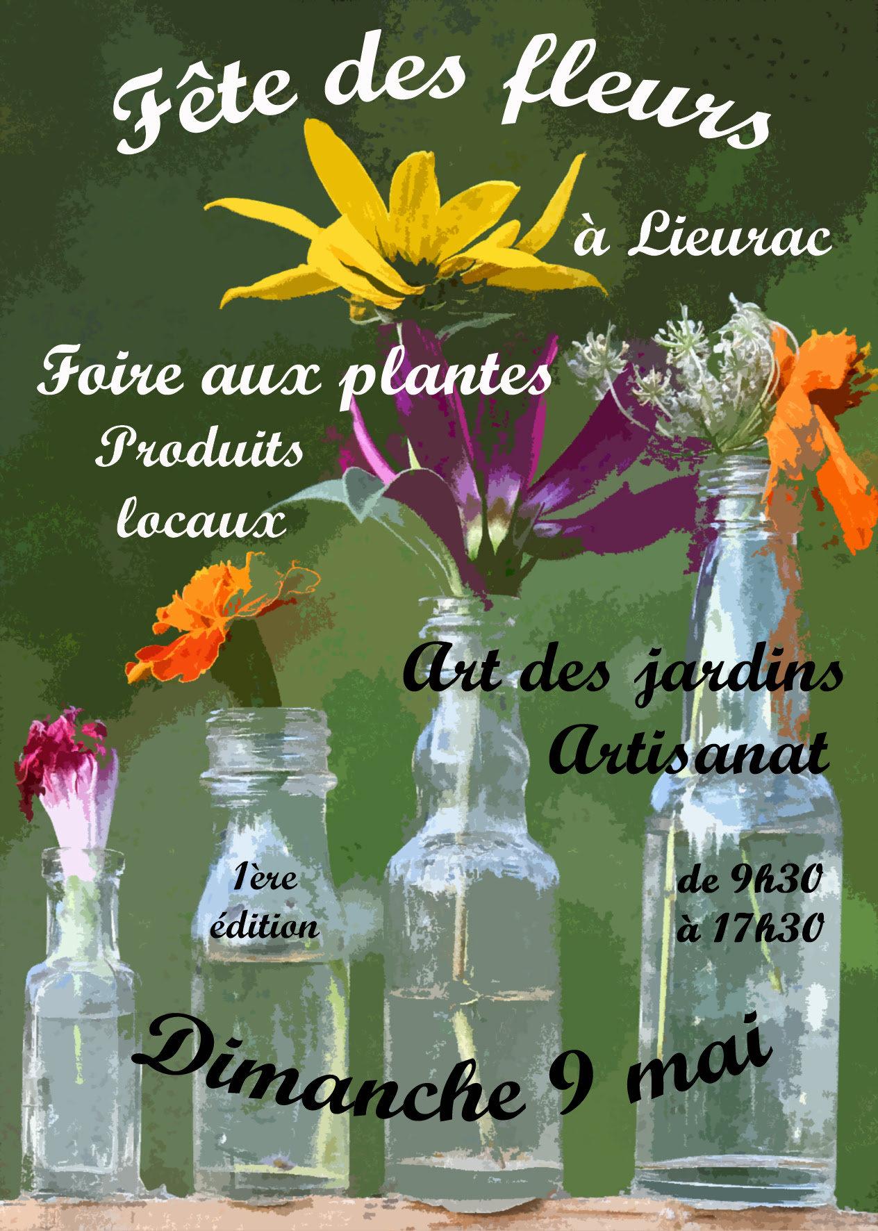 Foire aux plantes à Lieurac - Dimanche 9 Mai dans Art 210427030024646393
