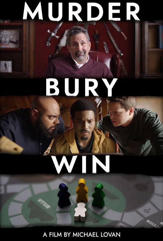 Murder Bury Win (2020) poster image