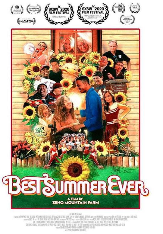 Best Summer Ever (2020) poster image