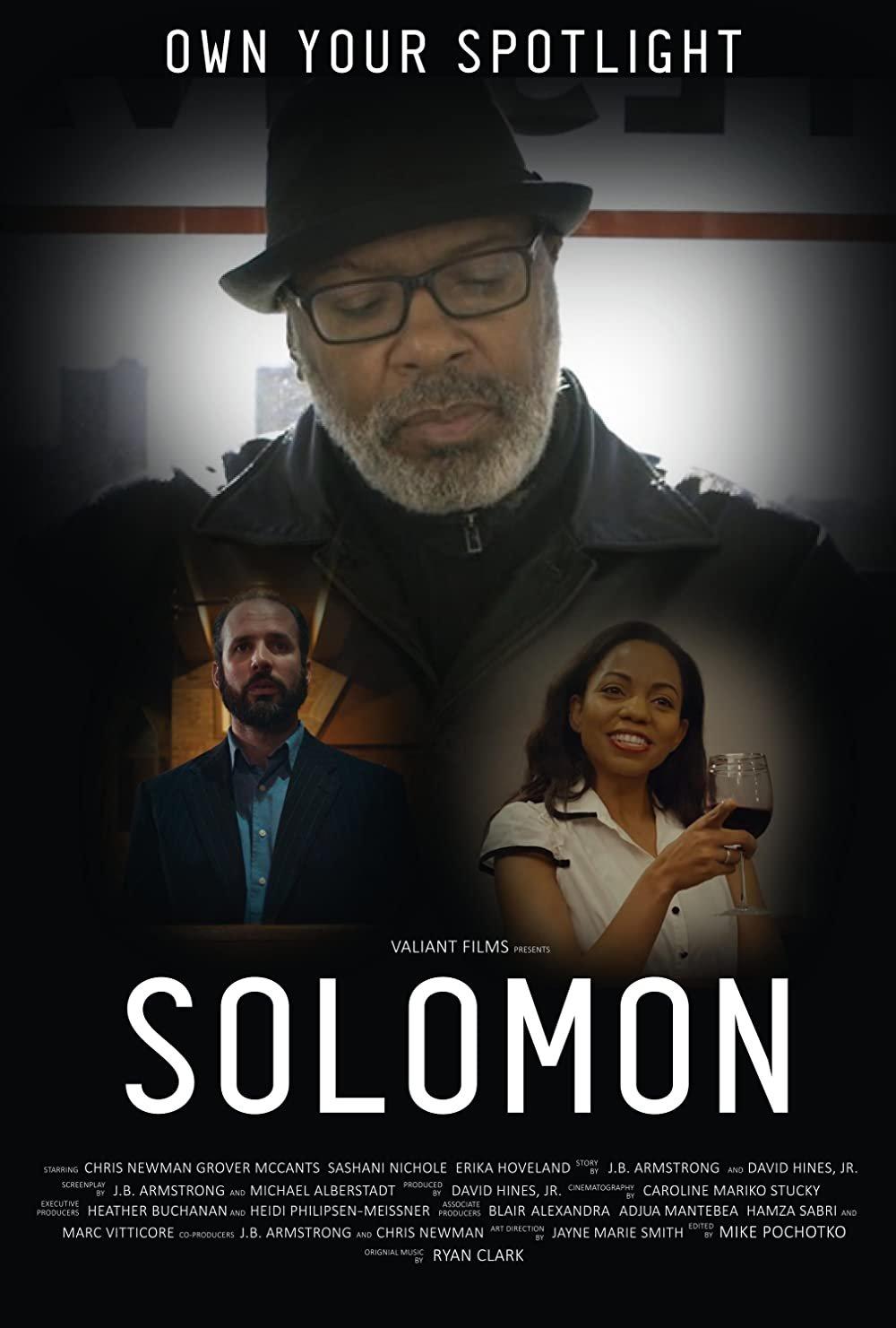Solomon poster image