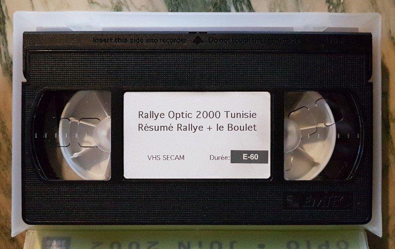 Pour la rubrique Vidéographie (VHS) du site  210428100614461982