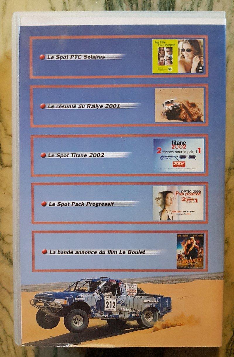 Pour la rubrique Vidéographie (VHS) du site  21042810061578629