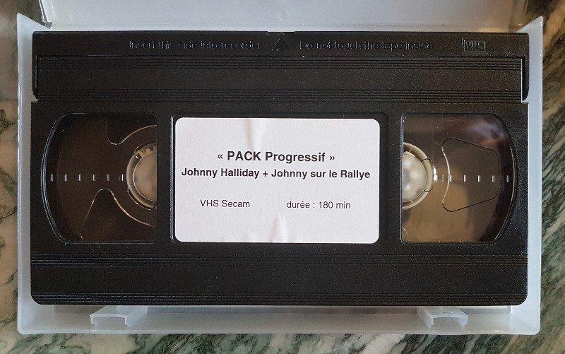 Pour la rubrique Vidéographie (VHS) du site  21042810245350685