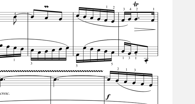 2021-04-29 10_18_10-Invention 4 by J S Bach BWV 775 for Piano with fingering Sheet music for Piano (