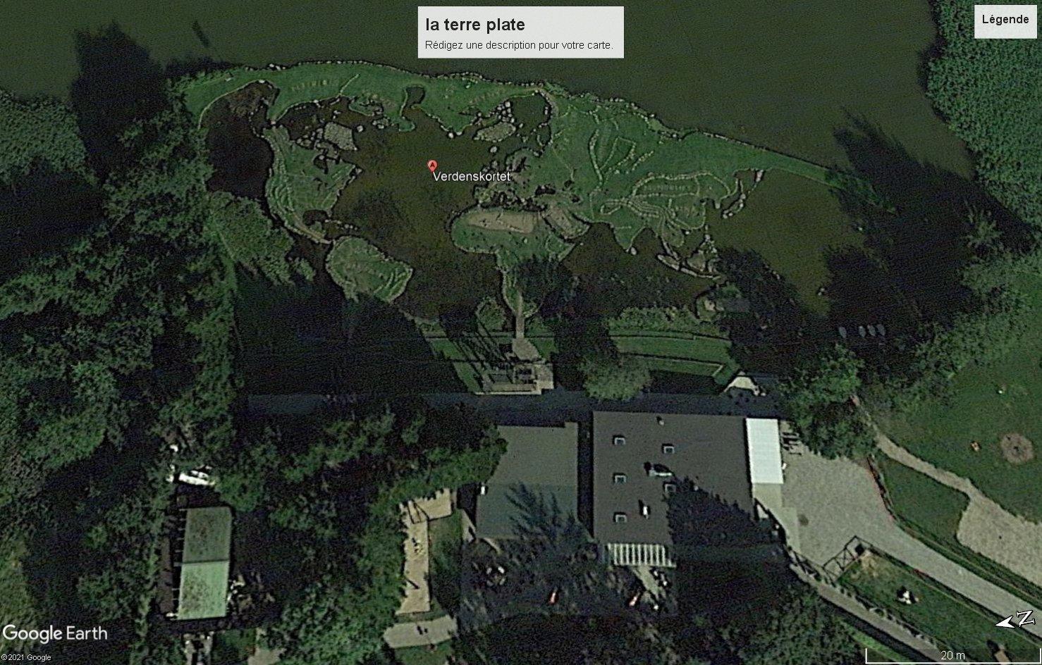 Qui a dit que la terre était plate 210429073220994500