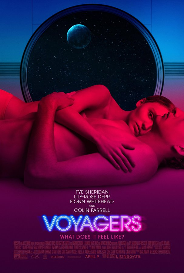Voyagers poster image