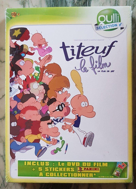 Pour la rubrique DVD du site  210430024353757979