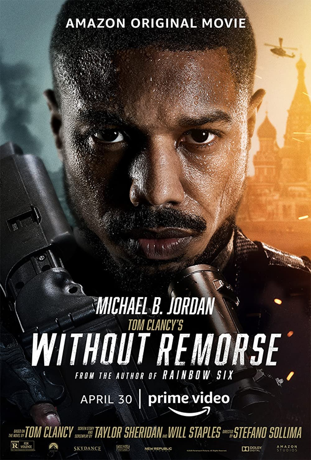 Without Remorse poster image