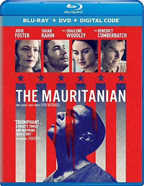 The Mauritanian poster image