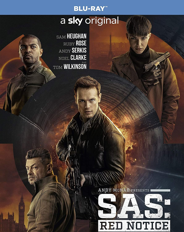 SAS: Red Notice (2021) poster image