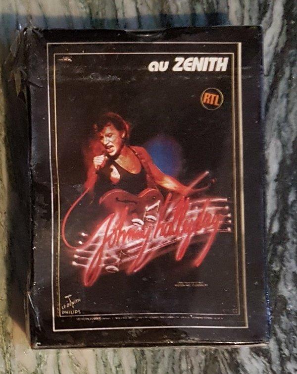LES CONCERTS DE JOHNNY 'LE ZENITH DE PARIS 1984' 210501113054381983