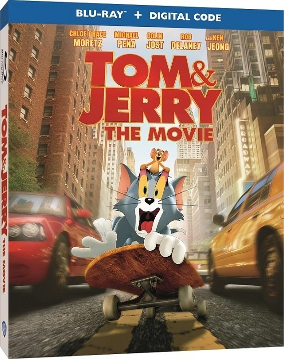 Tom and Jerry poster image