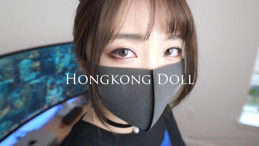 香港美少女HONGKONGDOLL游戏陪玩1~4