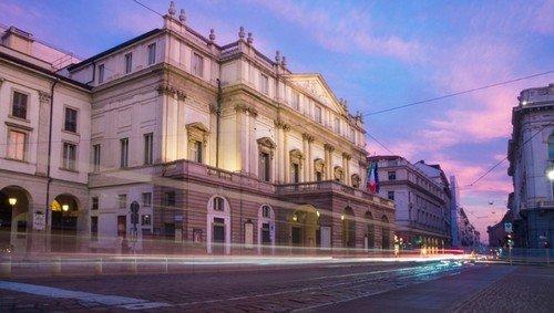 Le Grand Opéra de la Spalla