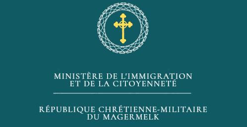 Ministère de l'Immigration et de la Citoyenneté