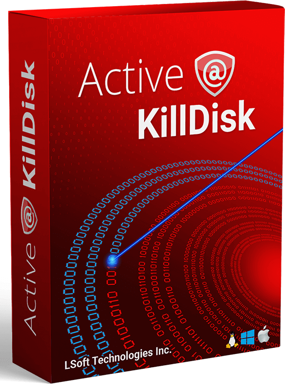 Poster for Active KillDisk Ultimate