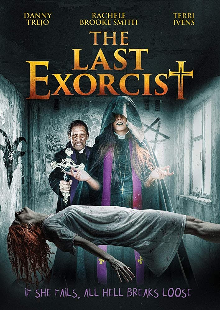 The Last Exorcist poster image