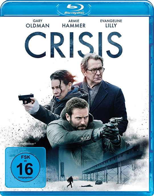 Crisis (2021) poster image