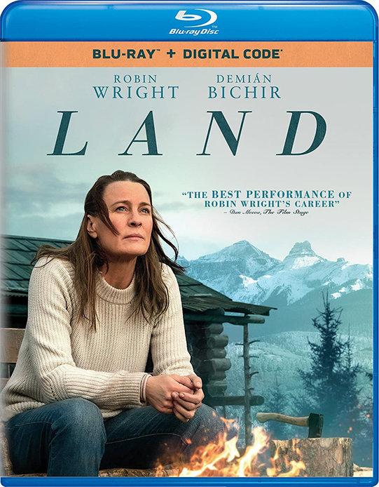 Land (2021) poster image
