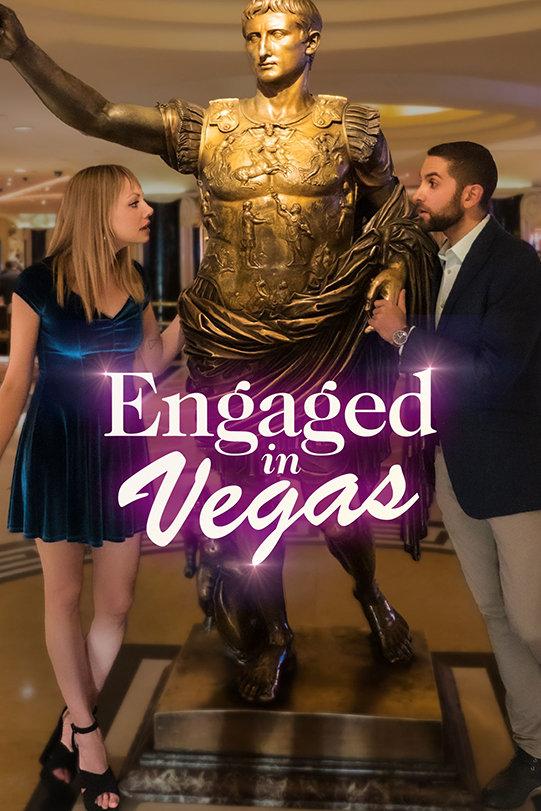 Engaged in Vegas (2021) poster image