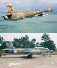 Calamity-Bird en dotation de l'armée de l'air fédérale arkencane