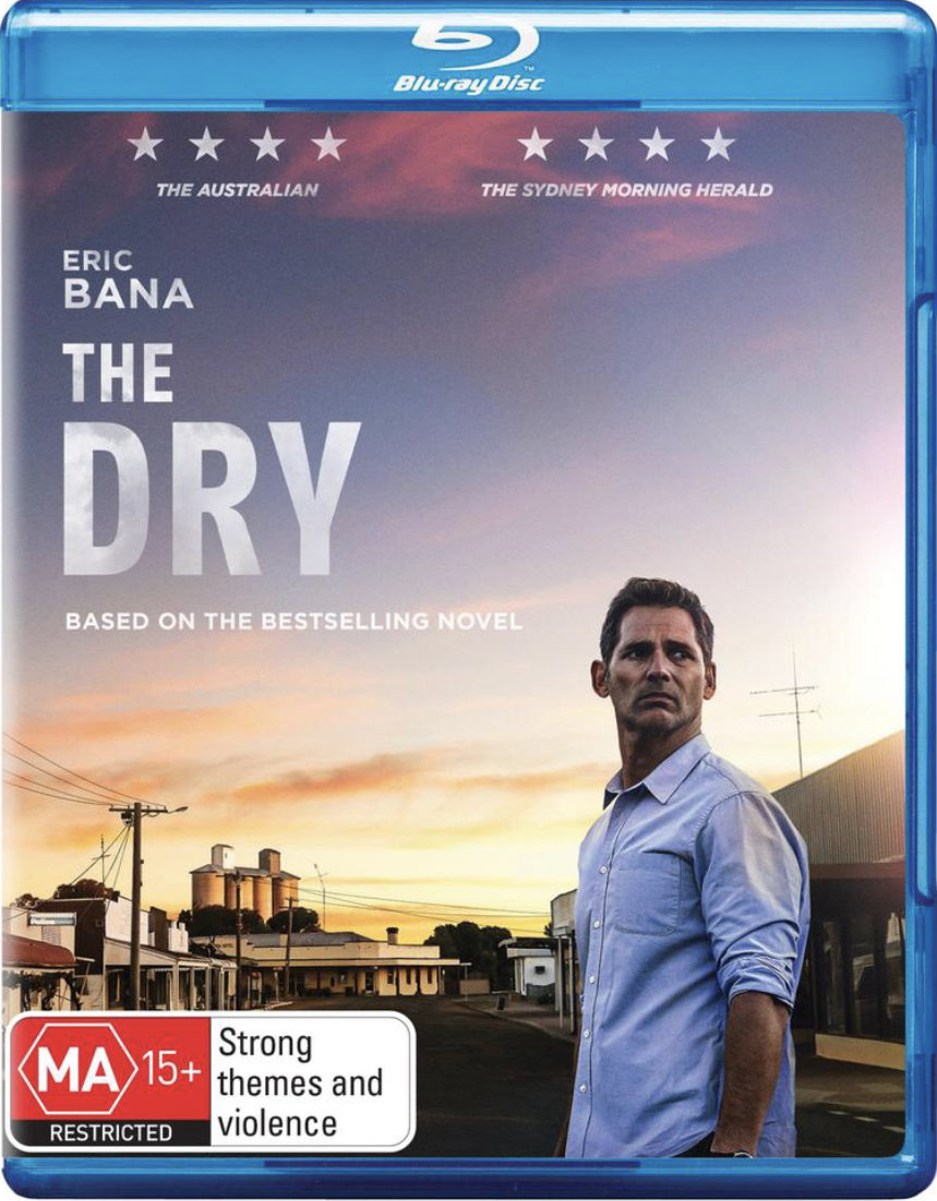 The Dry poster image