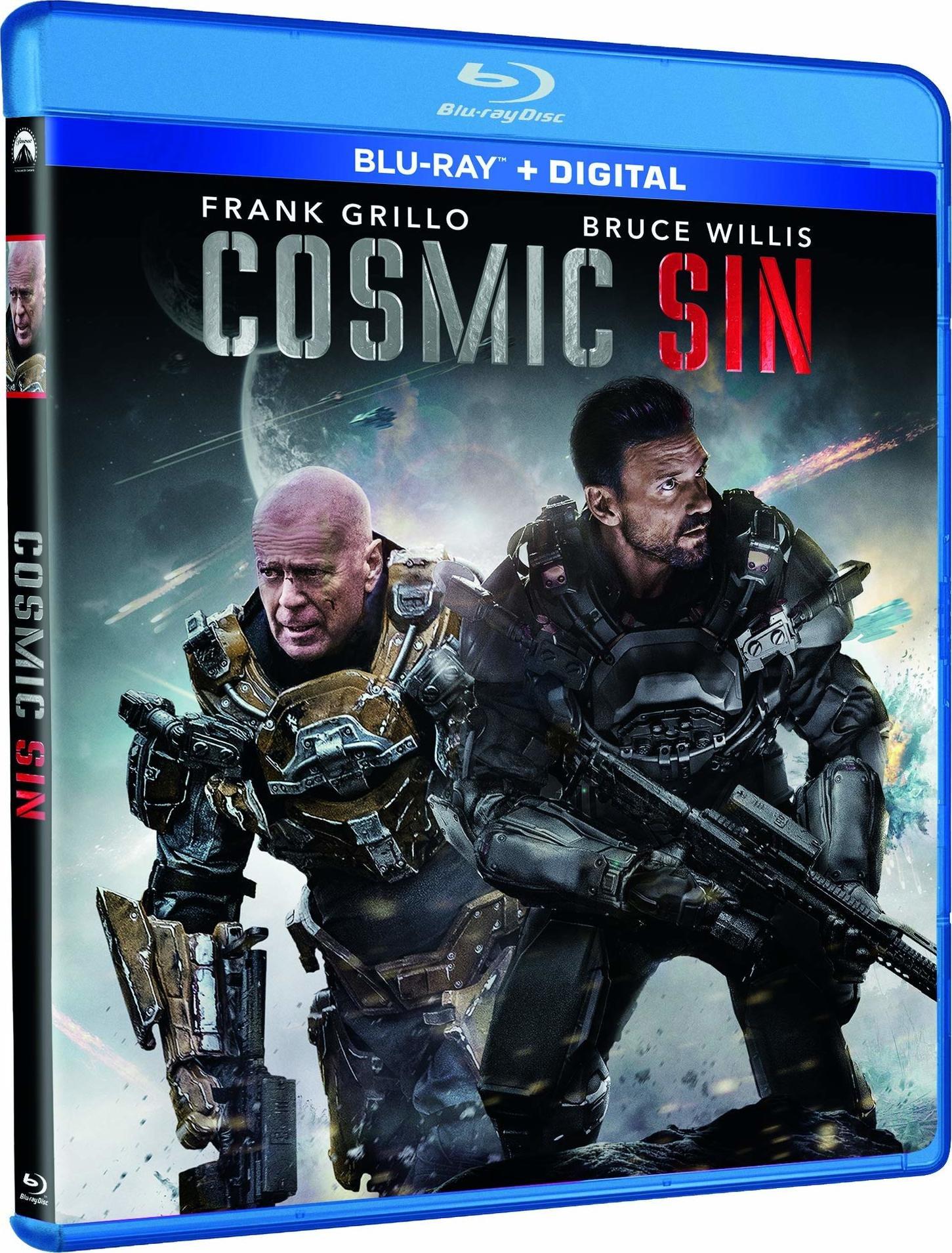 Cosmic Sin poster image