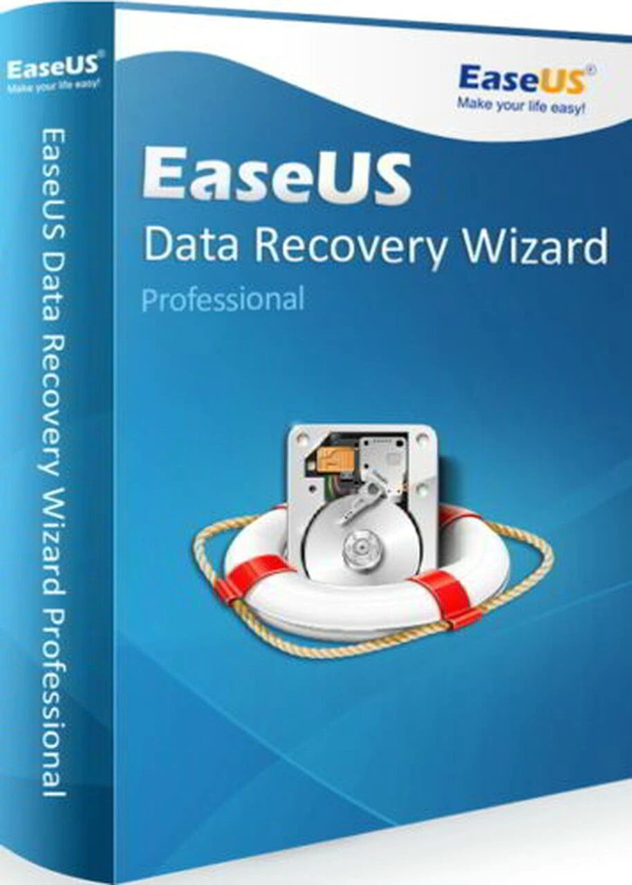 Poster for EaseUS Data Recovery Wizard