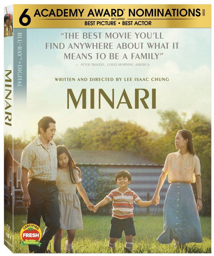 Minari poster image