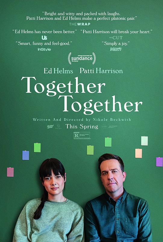 Together Together (2021) poster image