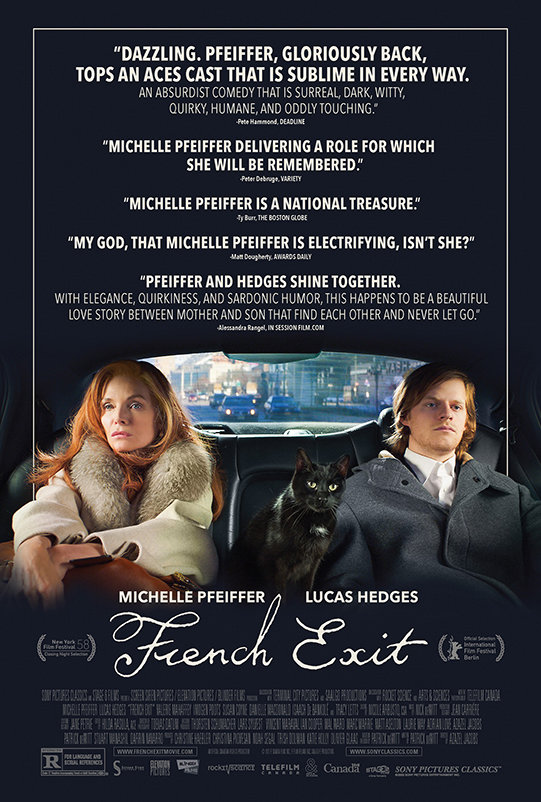 French Exit (2020) poster image