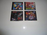 [ESTIM] Collection CDI avec CDI 470 neuf en boîte, les deux Zelda FR, le pistolet sous blister, environ 70 jeux... Mini_210511025724799569
