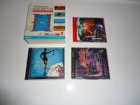 [ESTIM] Collection CDI avec CDI 470 neuf en boîte, les deux Zelda FR, le pistolet sous blister, environ 70 jeux... Mini_210511030455956061