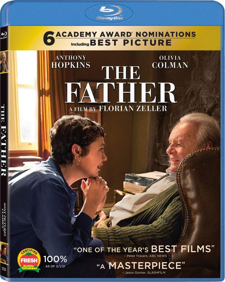 The Father (2020) poster image