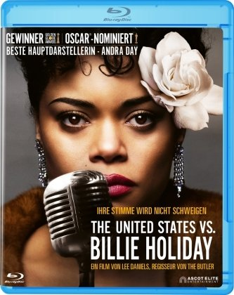 The United States vs. Billie Holiday poster image