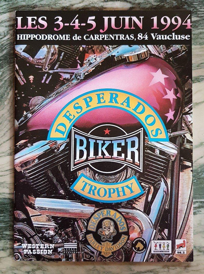 LES CONCERTS DE JOHNNY 'CARPENTRAS, 1994' 210513050038313343