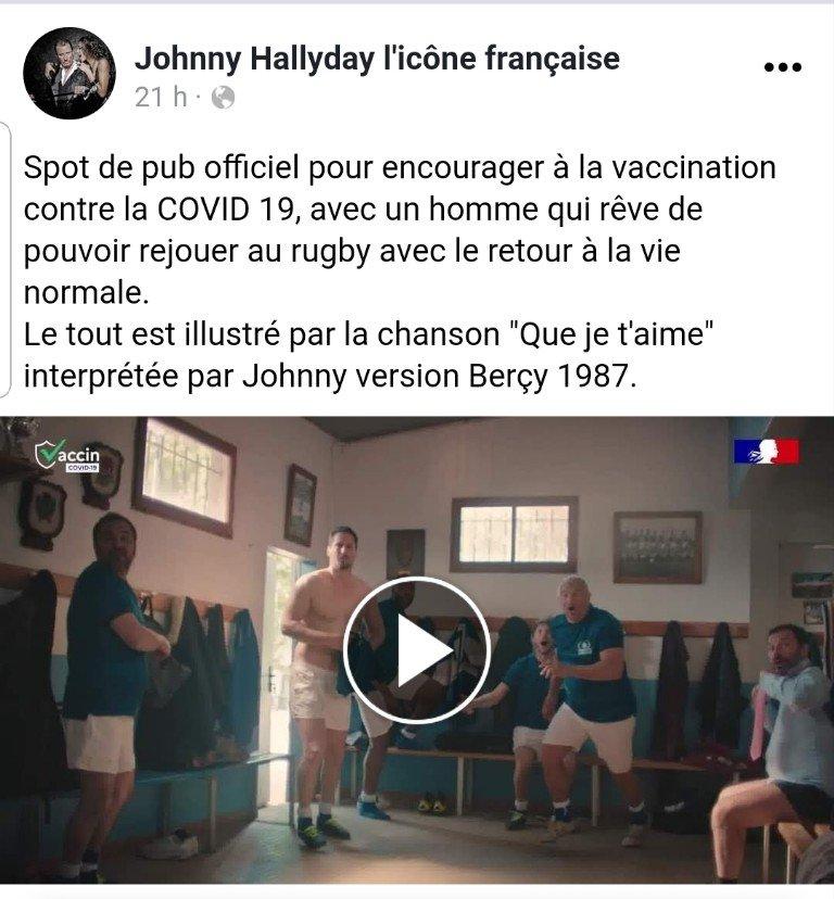 Johnny contre la COVID 19 - Page 2 210513063849708409