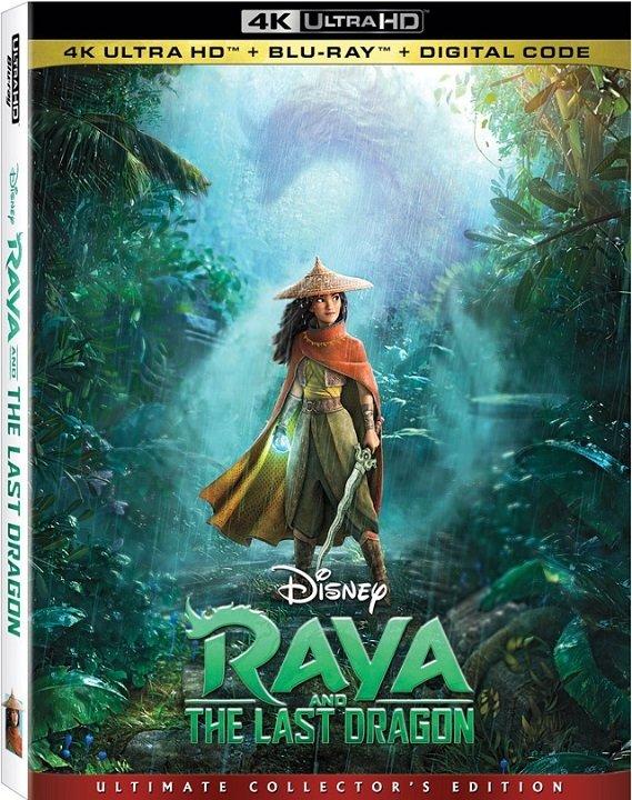 Raya and the Last Dragon poster image