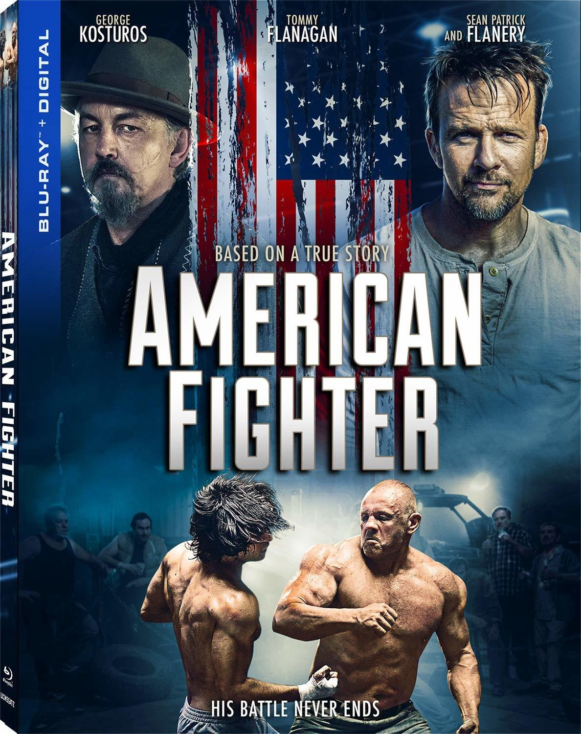 American Fighter poster image