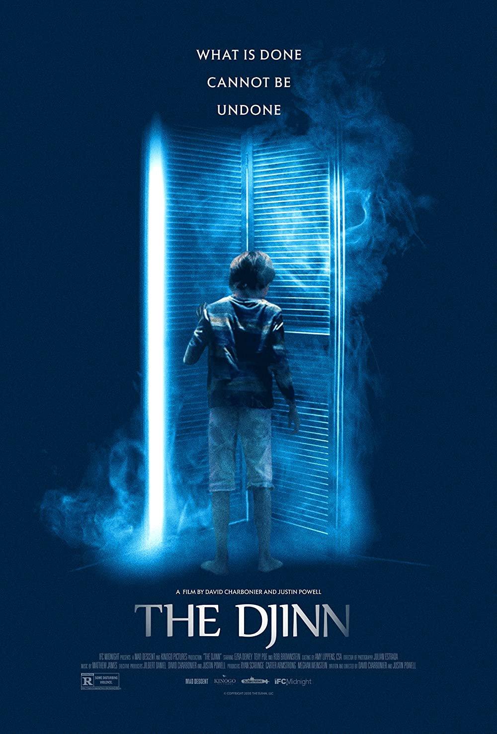The Djinn poster image