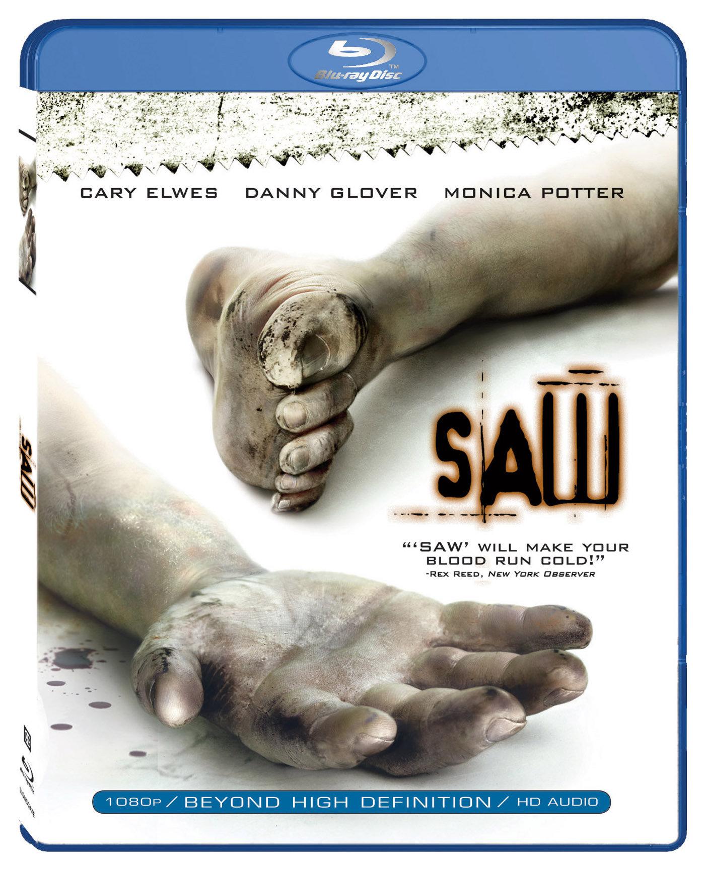 Saw poster image
