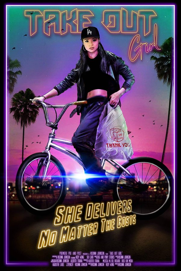 Take Out Girl poster image