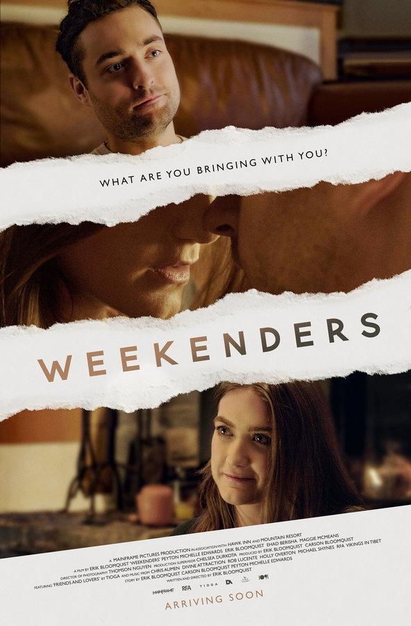 Weekenders poster image
