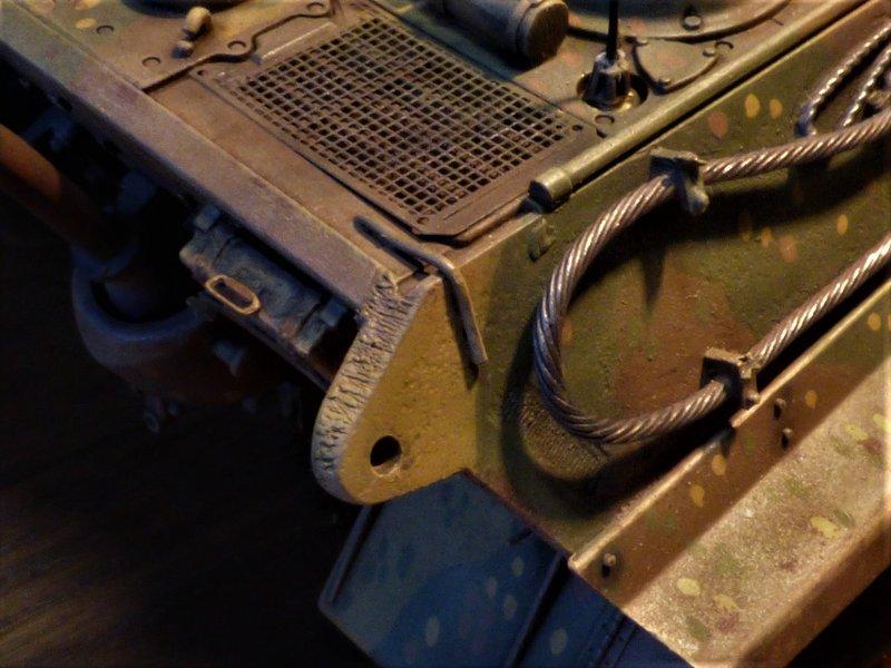 Königtiger 1:35 Dragon  Ardennes 1944  210518083831597928
