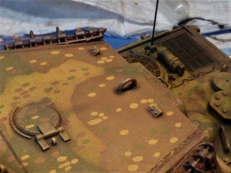 Königtiger 1:35 Dragon  Ardennes 1944  210518083852528110