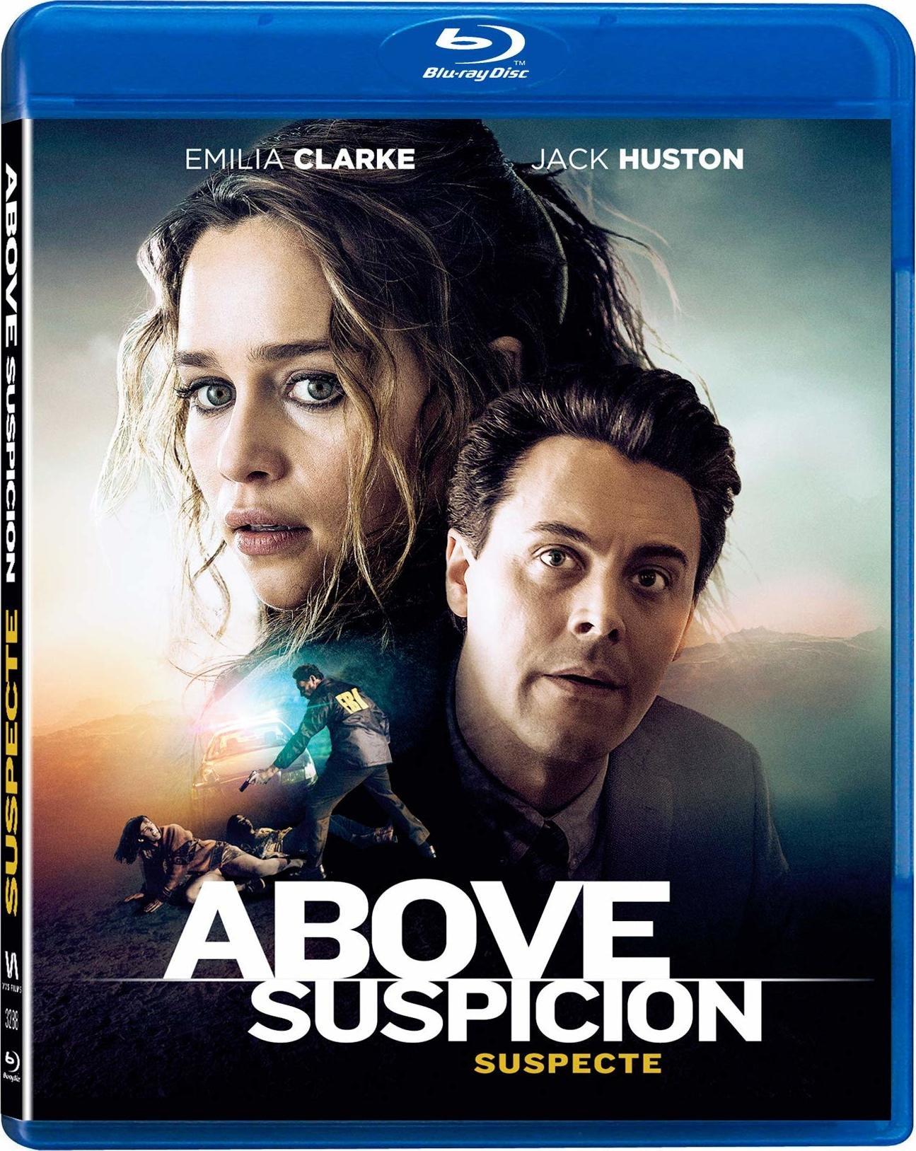 Above Suspicion poster image