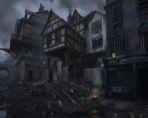 Aedelis, un village accueillant où il fait bon vivre au sein de l'Empire Latin Francisquien