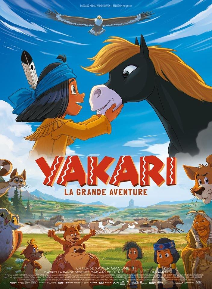 Yakari, le film poster image